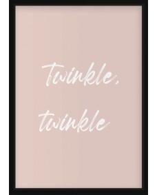 POSTER - twinkle twinke
