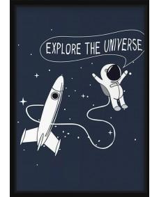 POSTER - Explore the universe