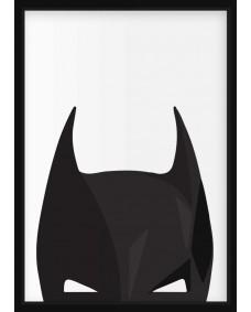 POSTER - Batman mask