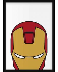 POSTER - Iron man mask