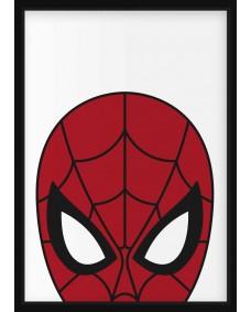 POSTER - Spiderman mask