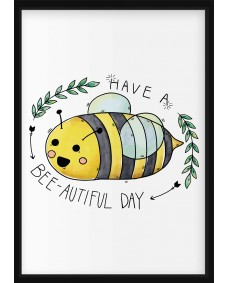 POSTER - Bee-autiful day