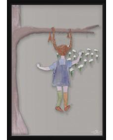 POSTER - Rullgardina krusmynta