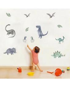 Wallstickers  -  Nordic Dino