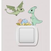 Lampdekor -  Dino