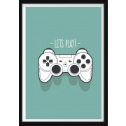 POSTER - Let´s play