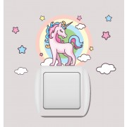 Lampdekor -  Unicorn